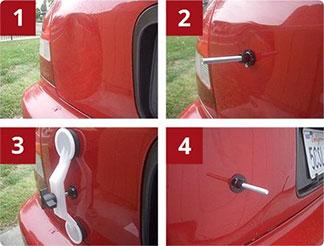 Car-Fix набор для вытягивания вмятин на автомобиле
