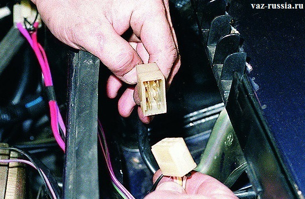 Замена моторчика дворников ваз 2114